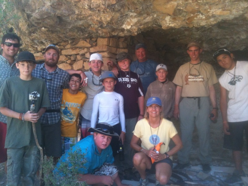 Adventure in Youth Mission Crew